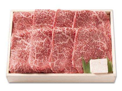 [ゴールデンウィーク特集/送料無料]神戸菊水黒毛和牛モモ焼肉用 500g[簡易包装]