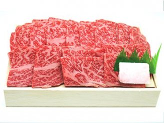 黒毛和牛ロース焼肉用 1.0kg[簡易包装]