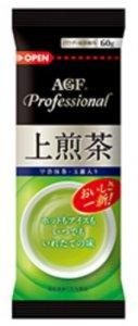 AGF Professional 給茶機用インスタントティー 上煎茶 60g×10袋×2箱 (旧:新茶人)