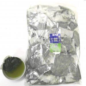 煎茶ティーバッグ (10g×100入)×10袋 (国産茶葉)