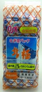 OSK 国内大麦+ハト麦 北極 全温用 徳用 (12.5g×50P)