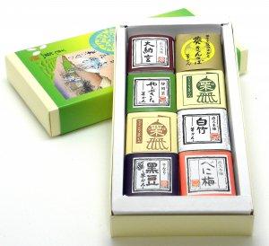 ひとくち羊羹 8色(8個入り)