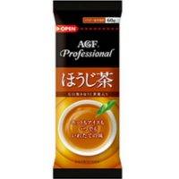 AGF Professional 給茶機用インスタントティー ほうじ茶 60g×10袋×2箱 (旧:新茶人)