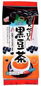 OSKべっぴん黒豆茶ティーバッグ(5g×22袋)(北海道産)