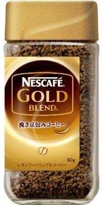 ネスカフェ ゴールドブレンド 80g瓶