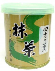抹茶 四方の薫  30g    (山政小山園製)