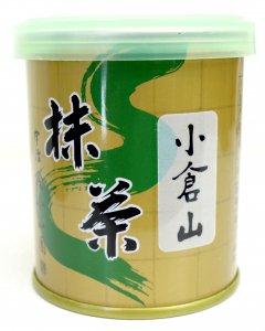 抹茶 小倉山  30g    (山政小山園製)