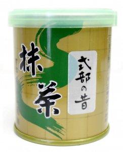抹茶 式部の昔  30g    (山政小山園製)