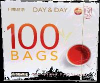 日東紅茶 DAY&DAYティーバッグ (2g×100包)