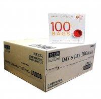 日東紅茶 DAY&DAYティーバッグ (2g×100包×12箱)【ケース販売】
