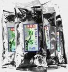 業務用 粉茶 六号 (1kg詰×5本) (国産茶葉100%)