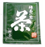 業務用 上煎茶ティーバッグ <紐付き&個包装> 2g×100入 (国産茶葉)