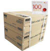 日東紅茶 DAY&DAYティーバッグ (1.8g×100包×24箱)【2ケース販売】