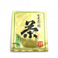 抹茶入玄米茶ティーバッグ<紐付き&個包装>(2g×100アルミ包)