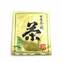 抹茶入玄米茶ティーバッグ<紐付き&個包装>(2g×100アルミ包×12入)