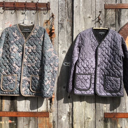 <img class='new_mark_img1' src='https://img.shop-pro.jp/img/new/icons47.gif' style='border:none;display:inline;margin:0px;padding:0px;width:auto;' />Happy Quilting Jacket キルティングジャケット-1