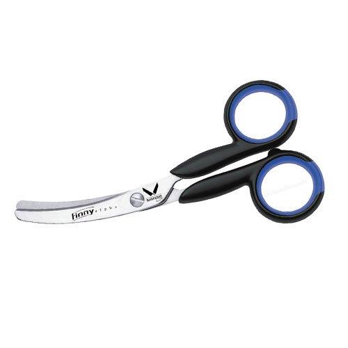 【Kretzer GmbH / ロールアップ・ステンレス】 先が丸みを帯びて安全。包帯やお子様用にも