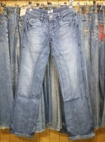 ANTIK DENIM CUT: #10000190 STYLE: MCM2989 SEC-02 ASSEMBLED IN MEXICO 100%COTTON