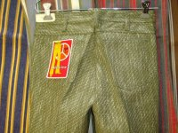 ディッキーズ DICKIES LOT17215M FLARE GREEN 50%POLYESTER 50%COTTON