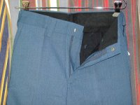 ディッキーズ DICKIES LOT10025X DICKIES STRETCH BLUE 65%POLYESTER 35%AVRIL RAYON