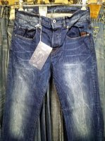 ジースターロウ セール G-STAR RAW RADAR LOOSE ACCEL STRECH DENIM MEDEIUM AGED