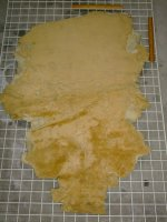 ムートン 羊皮 羊革 LIGHT BROWN ライトブラウン 明るい茶 / BEIGE ベージュ|ムートン064
