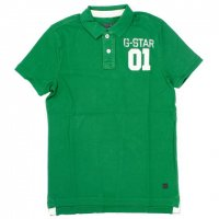 G-STAR RAW ジースターロウポロシャツ グリーン 緑