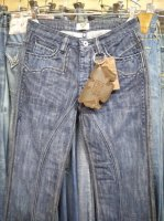 【サンデーセール】ANTIK DENIM CUT:M00006 STYLE:MN82605 COLOR:DENIMBLUE 100%COTTON ASSEMBLED IN