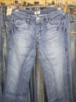 【サンデーセール】ANTIK DENIM CUT:#10000190 STYLE:MCM2989 SEC-02 ASSEMBLED IN MEXICO 100%COTTON