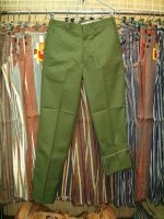 ディッキーズ DICKIES LOT10110B DARKGREEN 65%POLYESTER 35%COMBED COTTON