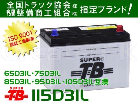115D31L SuperTB