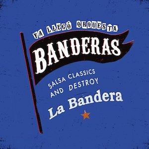 [在庫僅少] La Bandera / BANDERAS