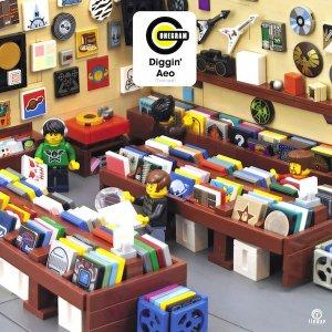 [大好評発売中] Diggin' / Aeo by ONEGRAM