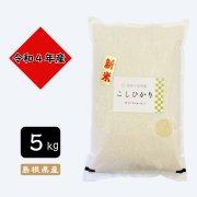 【令和2年産】コシヒカリ 5kg