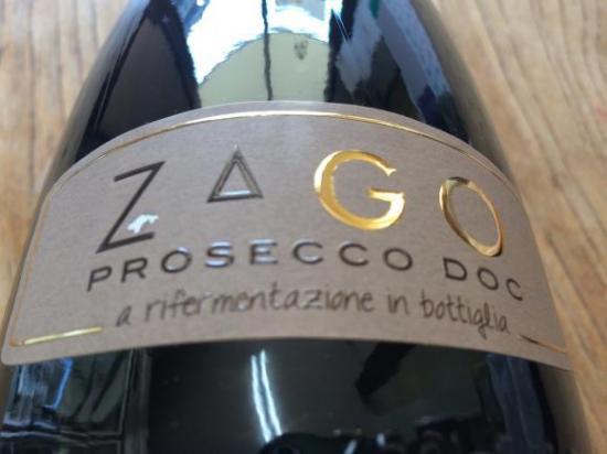 ZAGO(ザゴ) プロセッコ・フリッツァンテ スィ・リエーヴィティ・オン・ザ・リーズNV 750ML