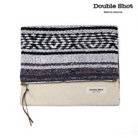 Double Shot ダブルショット クラッチバッグ SMALL HOLD CLUTCH ds0006-cl-mr