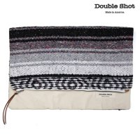 Double Shot ダブルショット クラッチバッグ LARGE HOLD CLUTCH ds0008-cl-mr