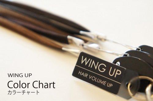 エクステ増毛 | WING-UP【カラーチャート】(5色)