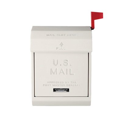 U,S, Mail box2 クリーム|ARTWORKSTUDIO