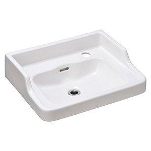 洗面器 ハイバック ブランカ 立水柱用