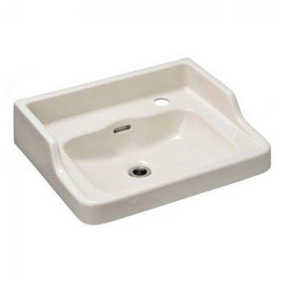 洗面器 ハイバック リネン 立水柱用