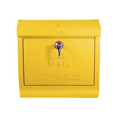 U,S, Mail box イエロー ARTWORKSTUDIO