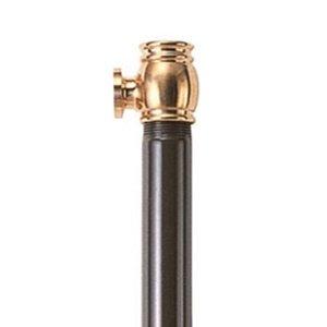 水栓柱 チャコール[ブラス]|Essence