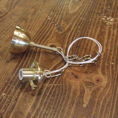 チェーン灯具(50cm) ゴールド色|sunyow