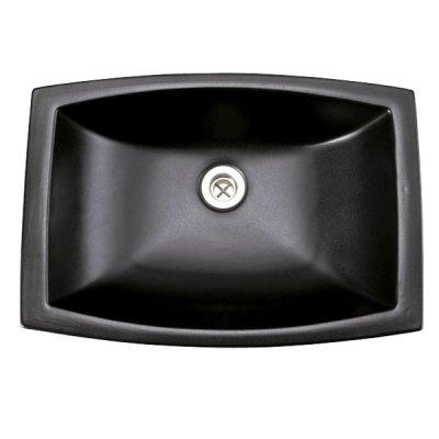 洗面器 Mレクタングル グラファイト|Essence