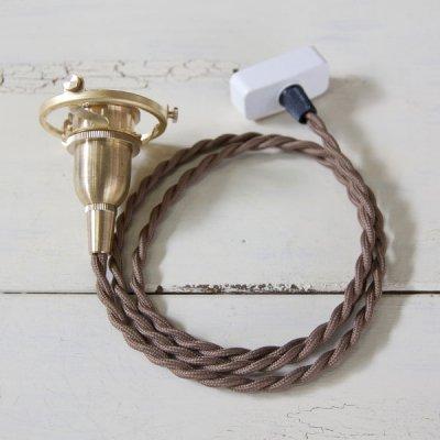 引掛シーリング灯具 E-17用 BR100cm|Homestea