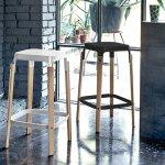 Steelwood stool スティールウッド スツール