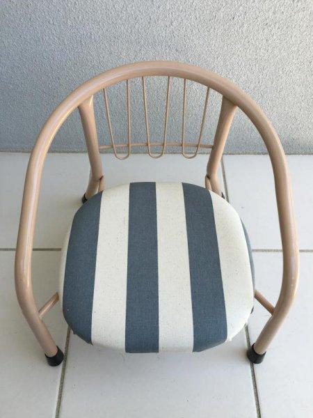 「ライングレー」豆椅子