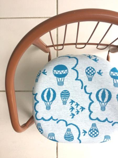 「気球ホワイト」豆椅子