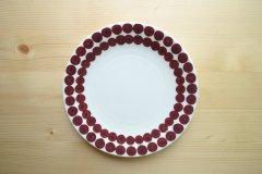 PIXEL プレート レッド メゾンブランシュ(maison blanche) お皿 テーブルウェア ナチュラル雑貨 北欧風 洋食器 日本製 新生活 引き出物 おうちカフェ